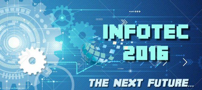 Feira de Informática e Tecnologias – V INFOTEC 2016